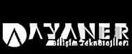 Ayaner Bilişim Teknolojileri Logo