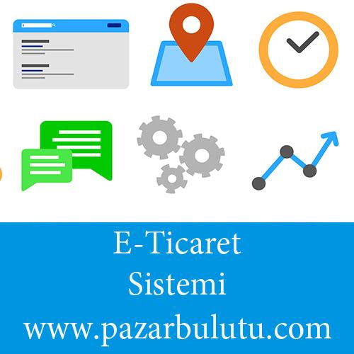 Ayaner Bilişim Teknolojileri E-Ticaret Sistemi Pazarbulutu