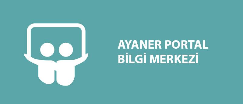 Ayaner Portal Bilgi Merkezi Sayfası