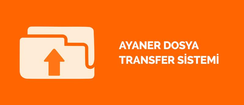 ayanerden.com dosya transfer hizmeti
