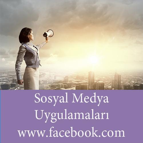 Ayaner Bilişim Teknolojileri Sosyal Medya Uygulamaları